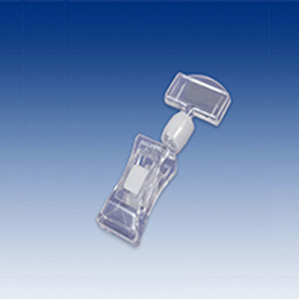 Small-clamp-with-short-massage-price-holder-without-rod