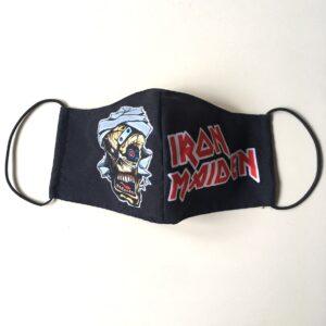 Zaštitna maska sa štampom